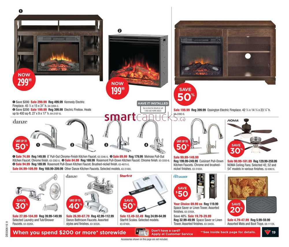 Uncategorized Canadian Tire Kitchen Appliances canadian tire on flyer february 6 to 12