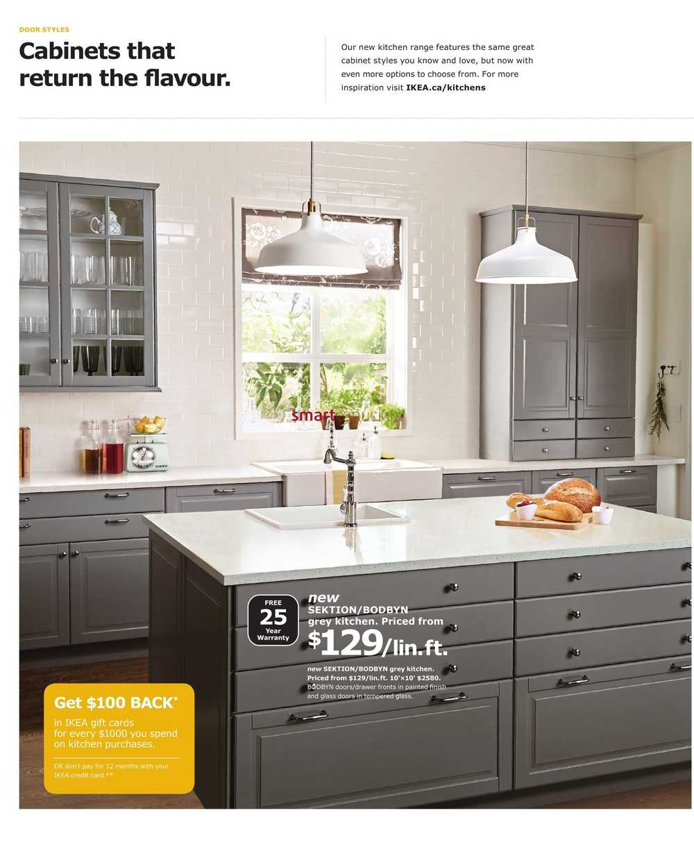 Ikea The Kitchen Event Flyer February 23 To April 6