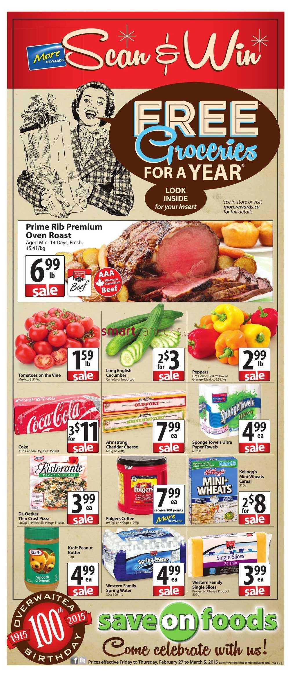 Save On Foods Smartcanucks