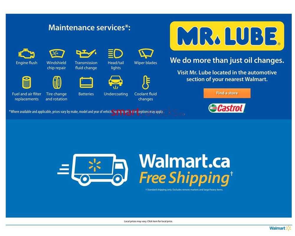 Walmart (West) Flyer March 12 to 18