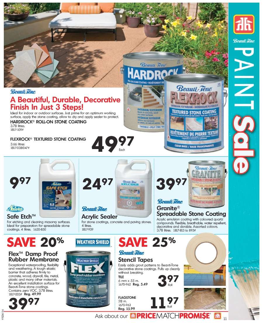 Home Hardware Foyer : Home hardware flyer aug to