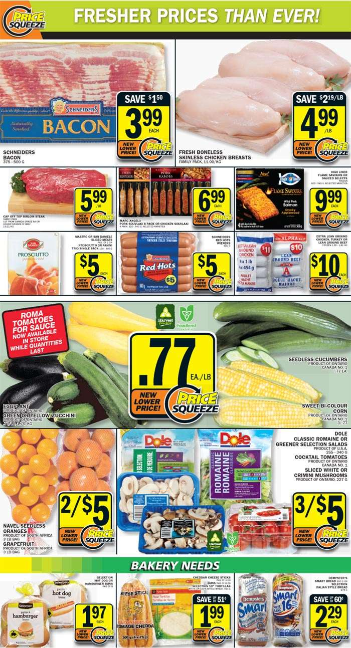Food Basics Flyer Aug