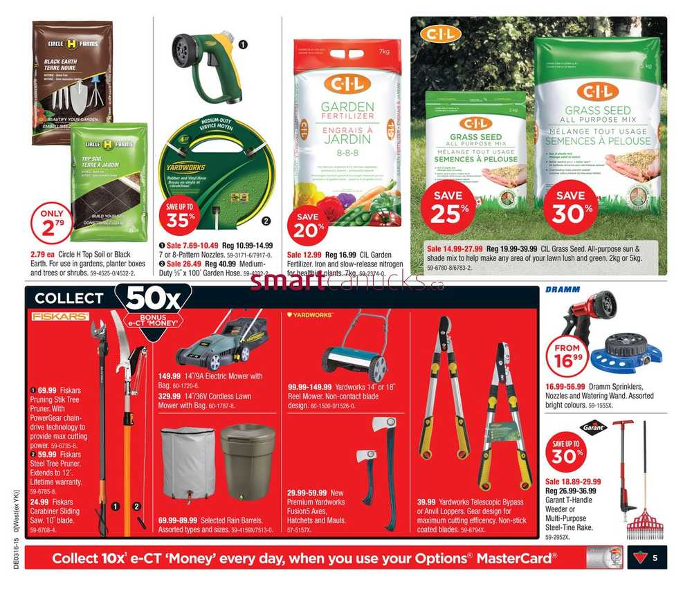 Canadian Tire West Flyer April 17 To 23