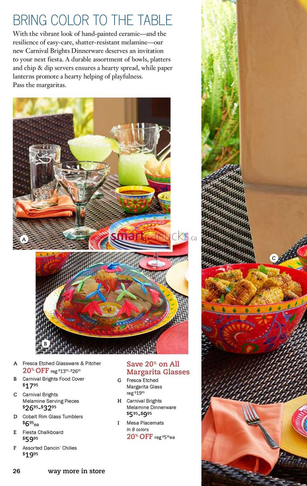 Inspiring, fun, colorful, creative and definitely out of the ordinary, you have a knack for finding just the right furniture, lighting, tableware and decor for your home. And that's just what you find at Pier 1 Imports. Because we search out the world's most gifted artisans, find and develop fashion-forward trends, and handcraft exclusive products with you specifically in mind.