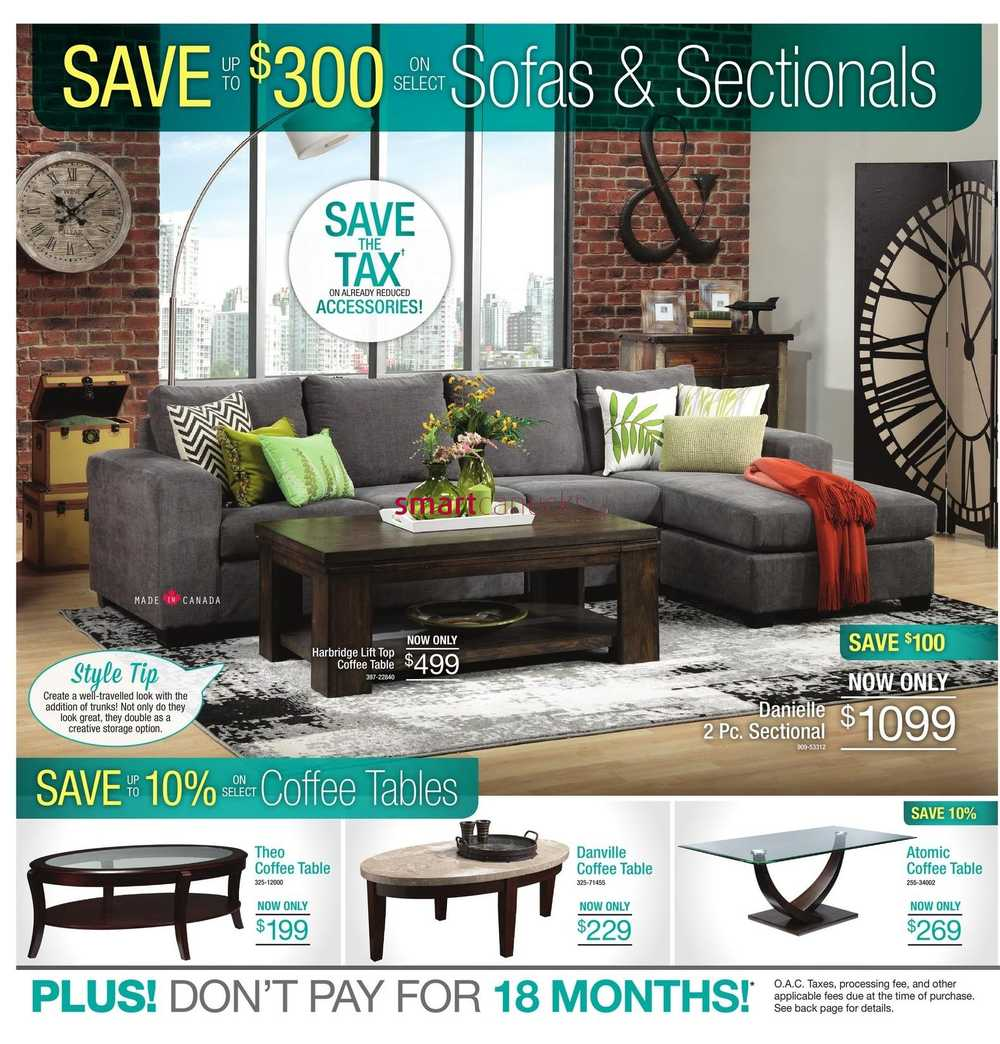 Leons Furniture Kitchener Leons Flyer May 6 To 27