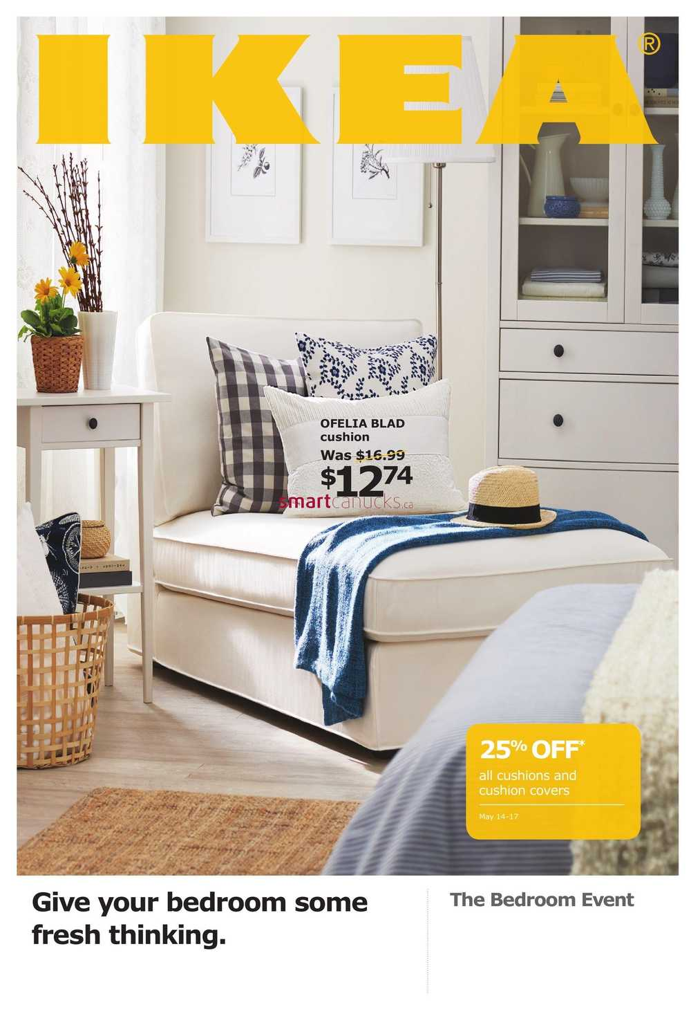 Ikea Bedroom Event Flyer May 13 to 13