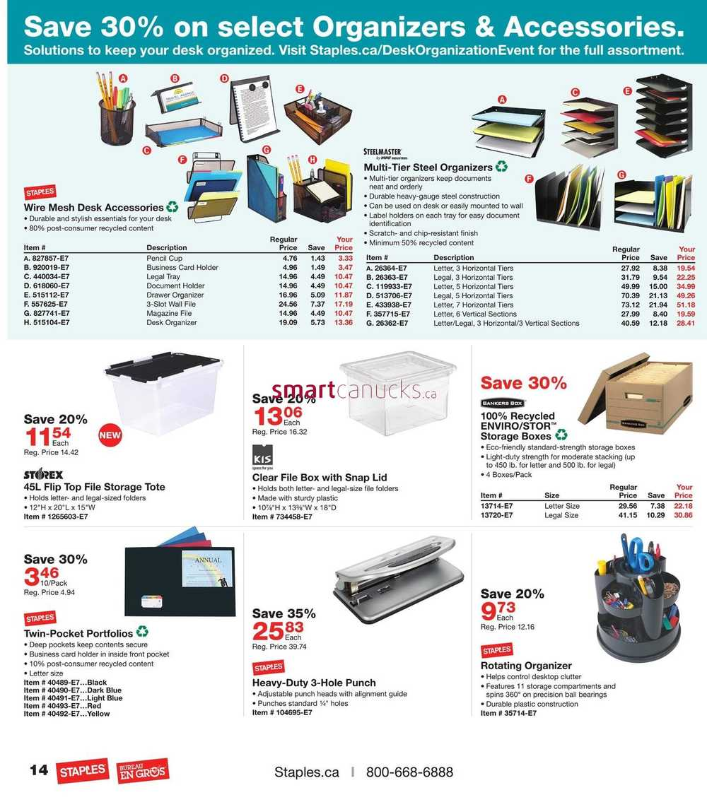 Staples business delivery flyer may 20 to june 2 more staples flyers reheart Images