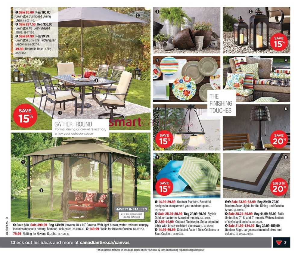 Canadian Tire West Flyer May 22 To 28