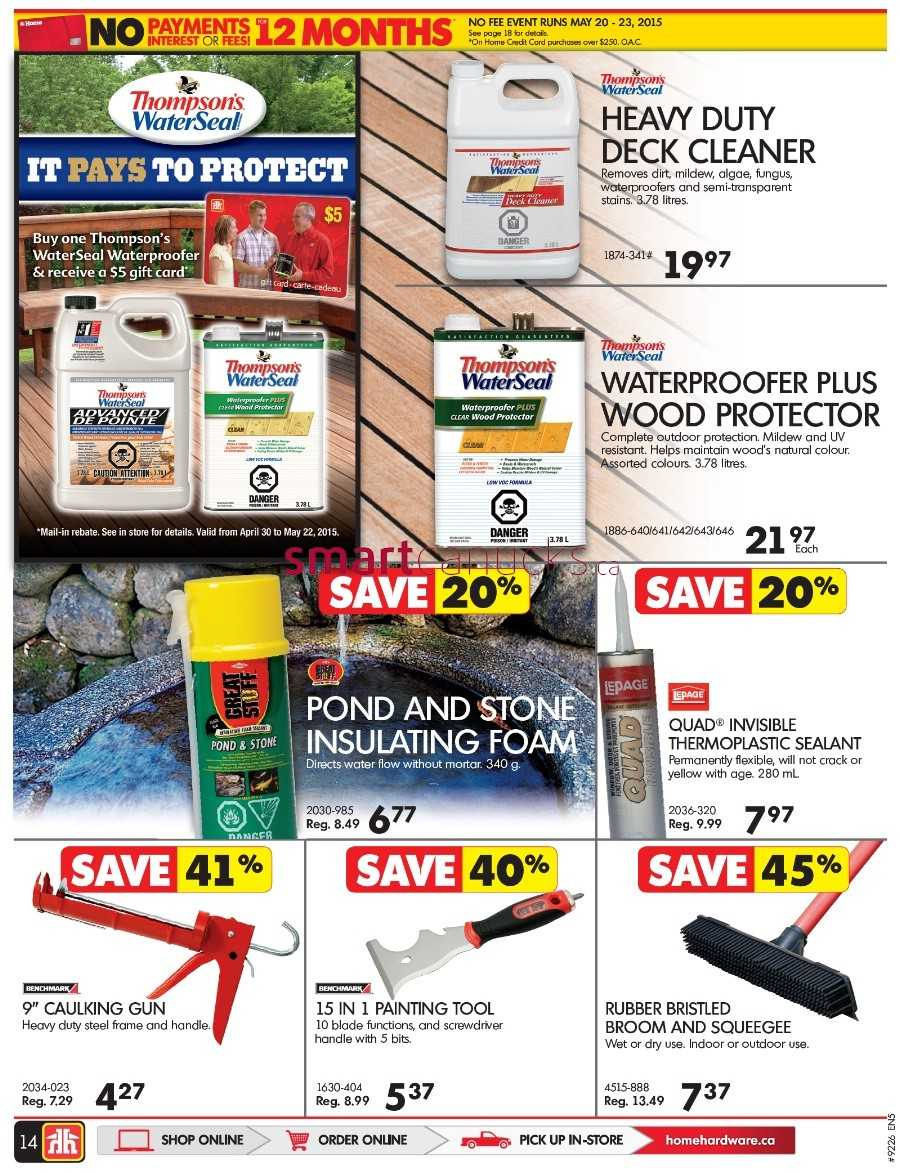 Home Hardware Bc Flyer May 20 To 30