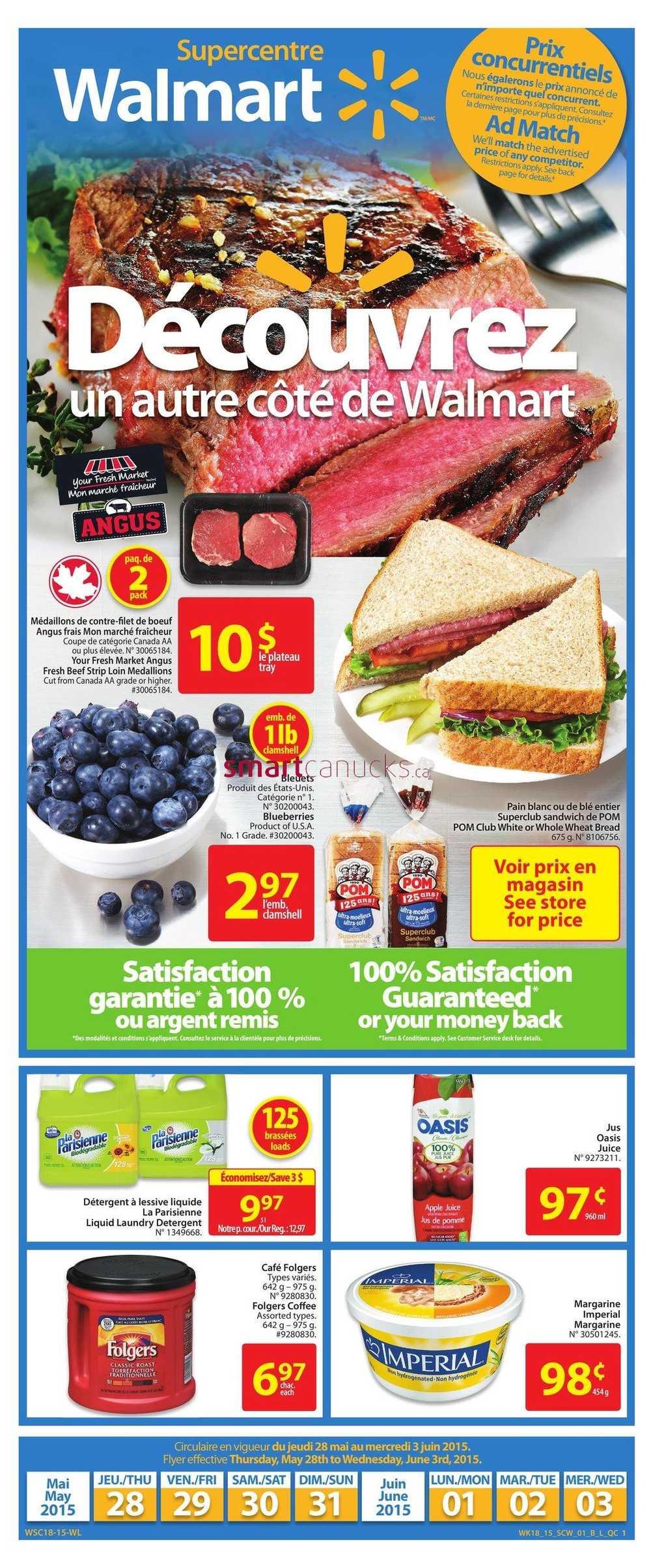 Bordure Jardin Walmart > May 2015 Walmart Canada Flyers Coupons Sales