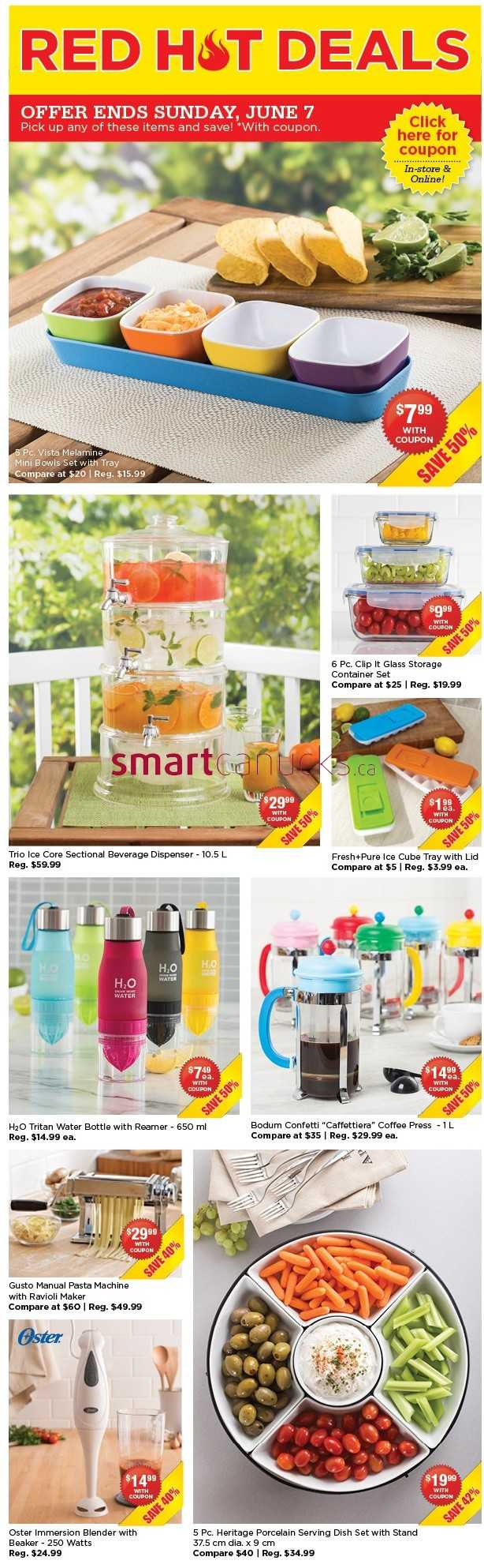 Wonderful Kitchen Stuff Plus Red Hot Deals May 28 to June 7 614 x 1986 · 401 kB · jpeg