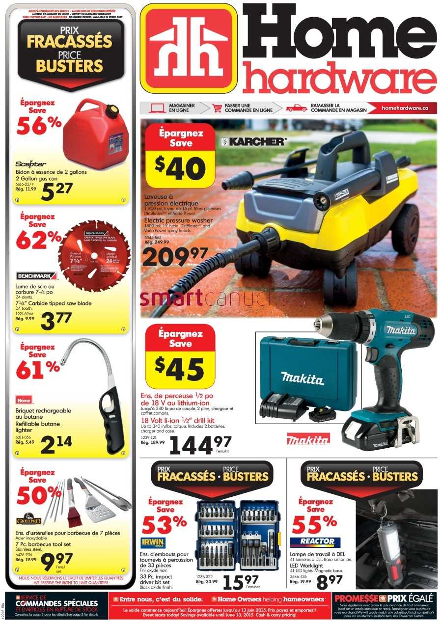Home Hardware Qc Flyer June 3 To 13