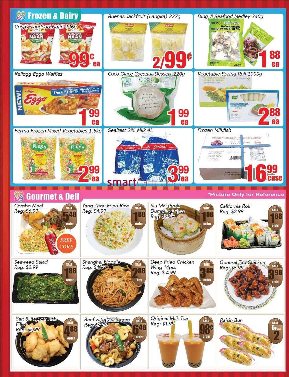 Grocery coupons brampton ontario