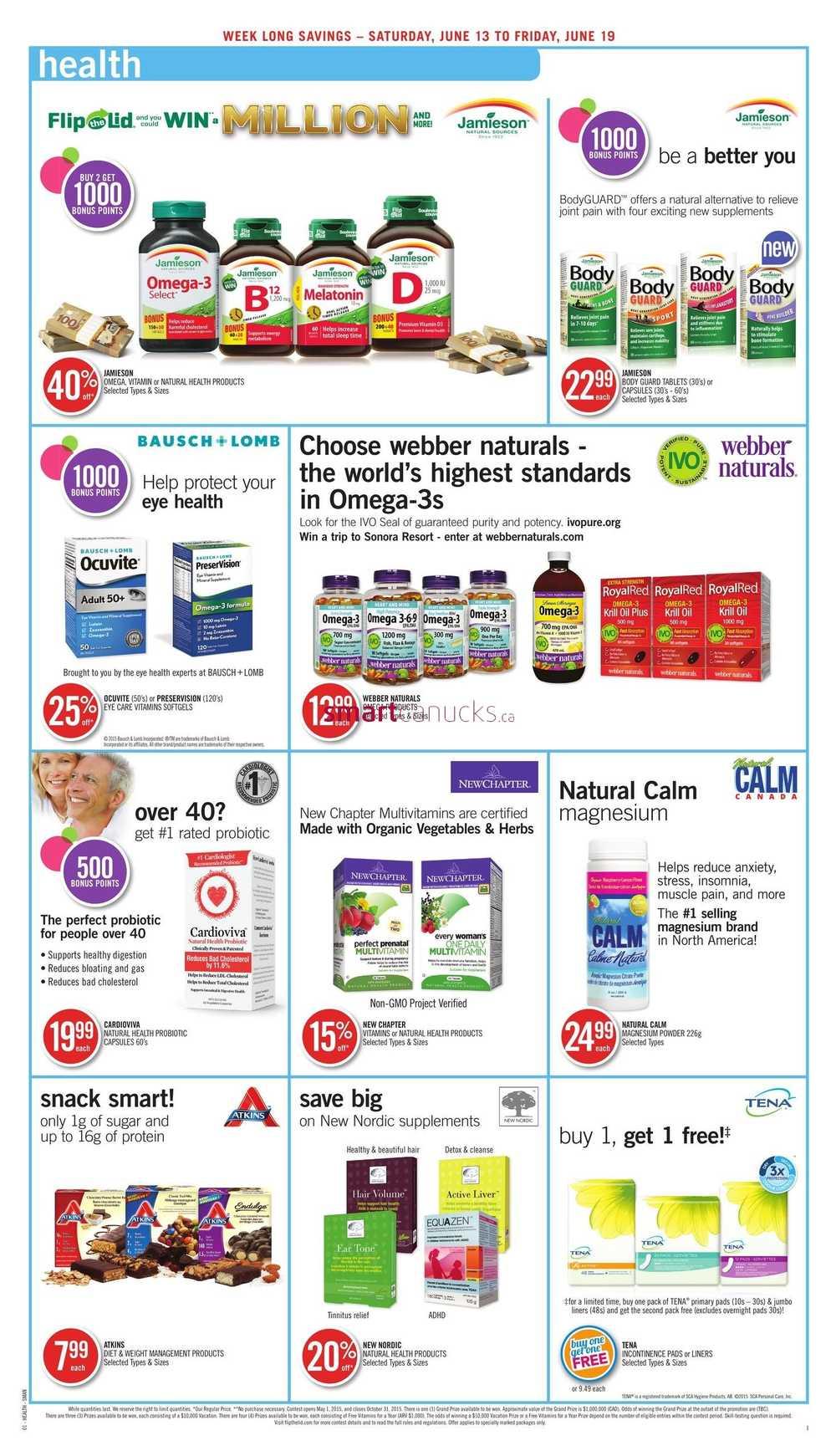 shoppers world flyer - Keni.ganamas.co