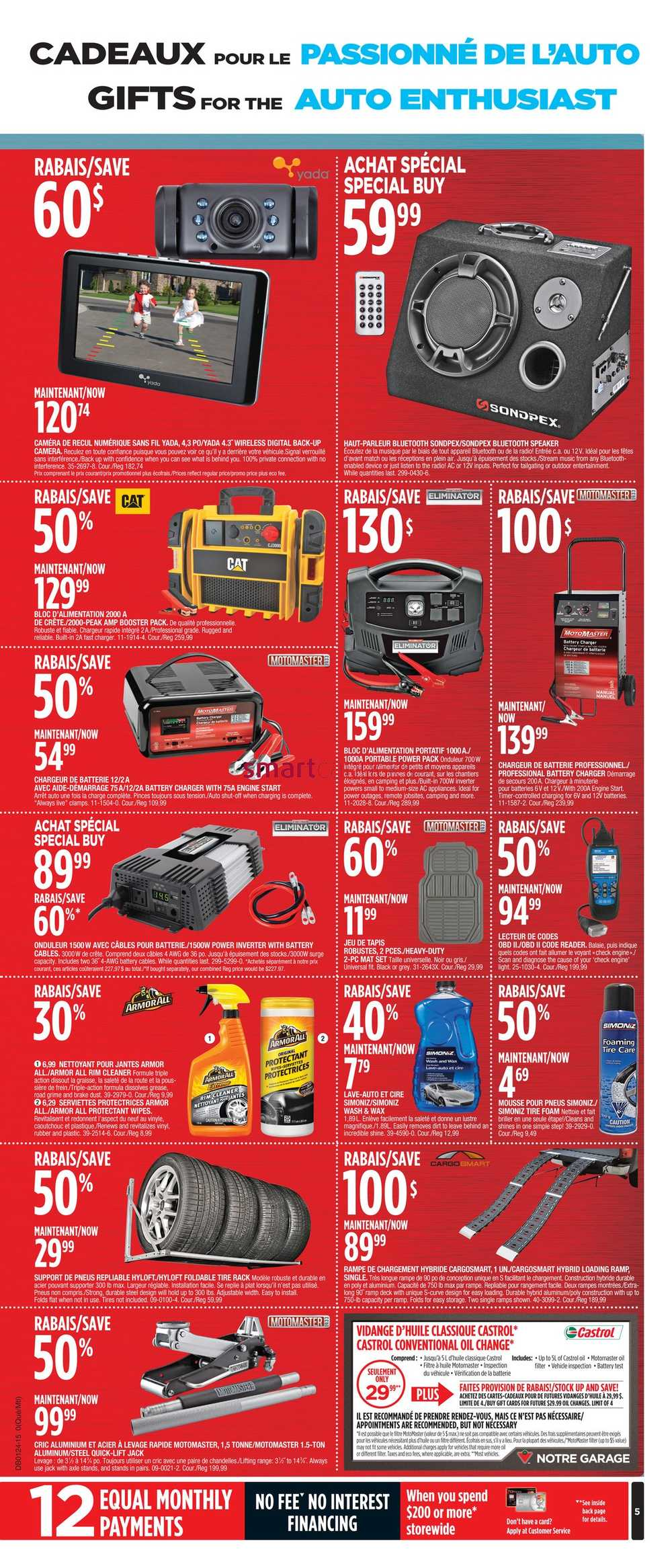 Canadian Tire Gifts for All Catalogue November 30 to December Starts: Fri, Nov 30, ; Ends: Thu, Dec 20,