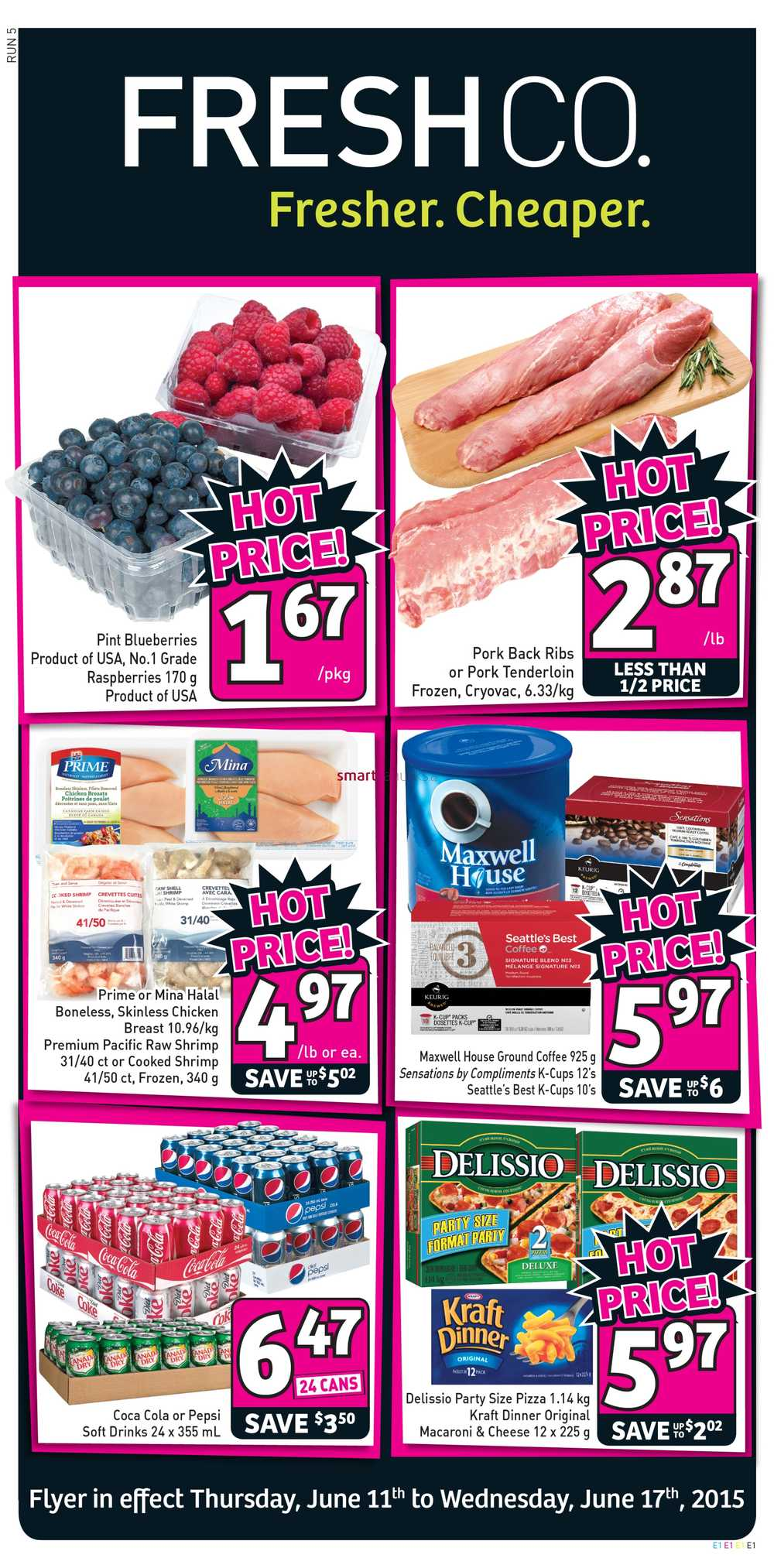 freshco canada weekly flyers thursday june 11 to