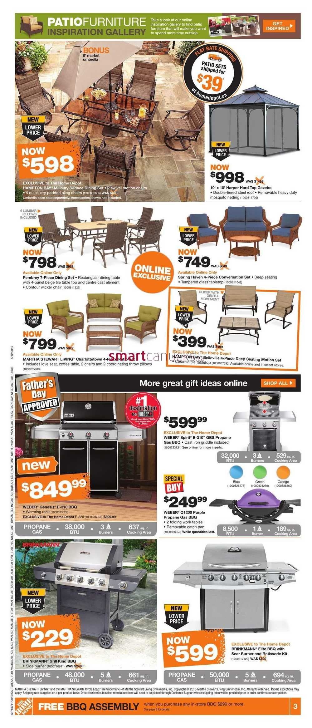 Home Depot On Flyer June 11 To 17