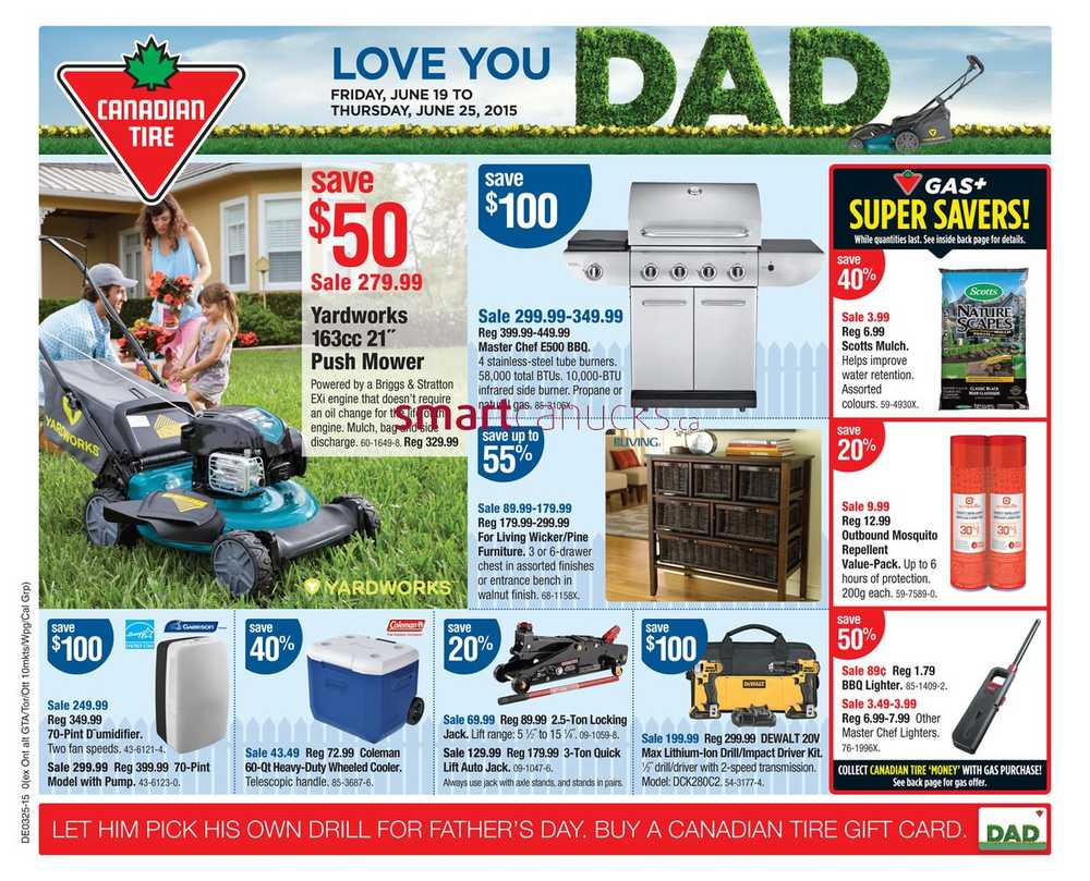 Deals and coupons canada