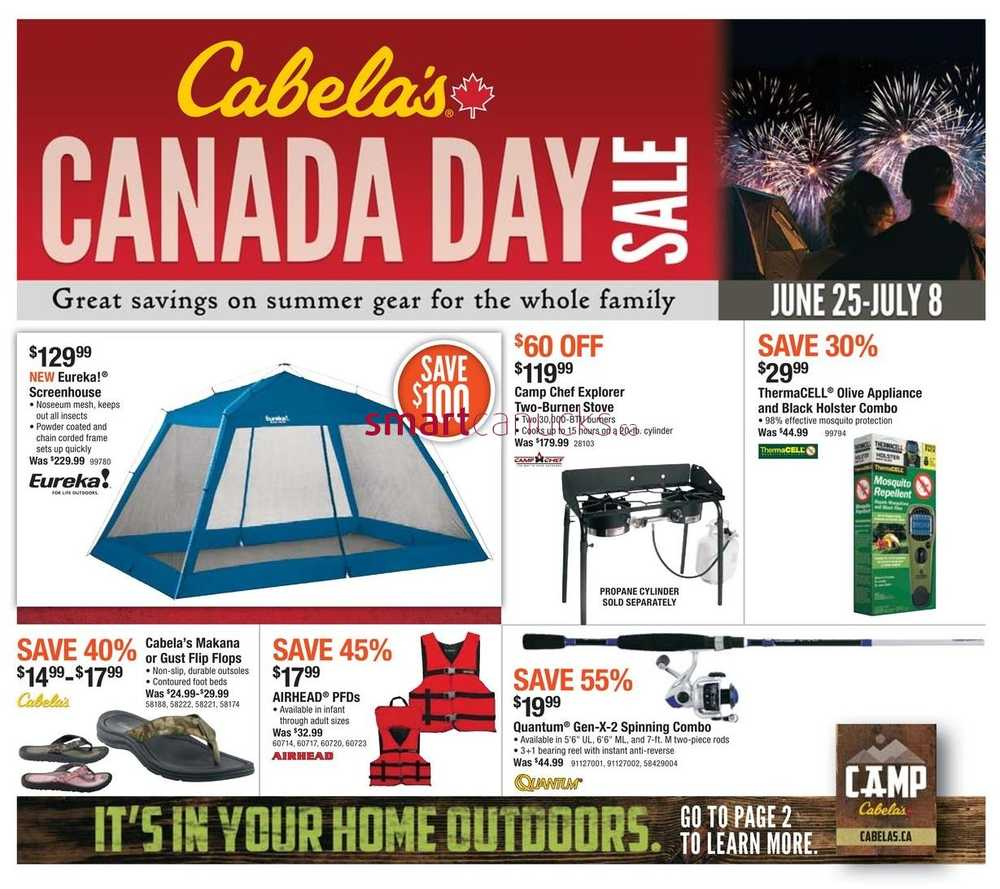Cabela's Canada Promo Codes & Cyber Monday Deals for November, Save with 13 active Cabela's Canada promo codes, coupons, and free shipping deals. 🔥 Today's Top Deal: Free Shipping Sitewide Over $ On average, shoppers save $50 using Cabela's Canada coupons from aisnp.ml
