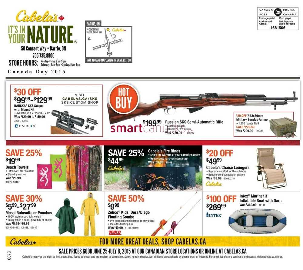 Cabelas.com coupon code