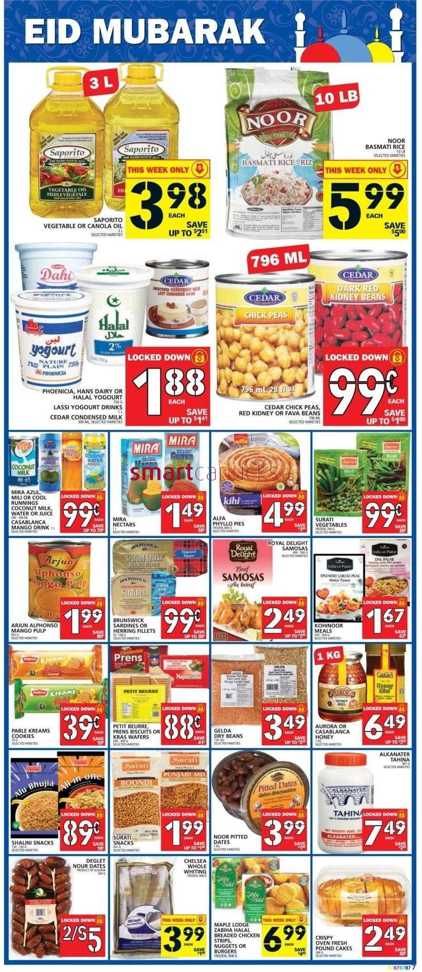 Food Basics Flyer July