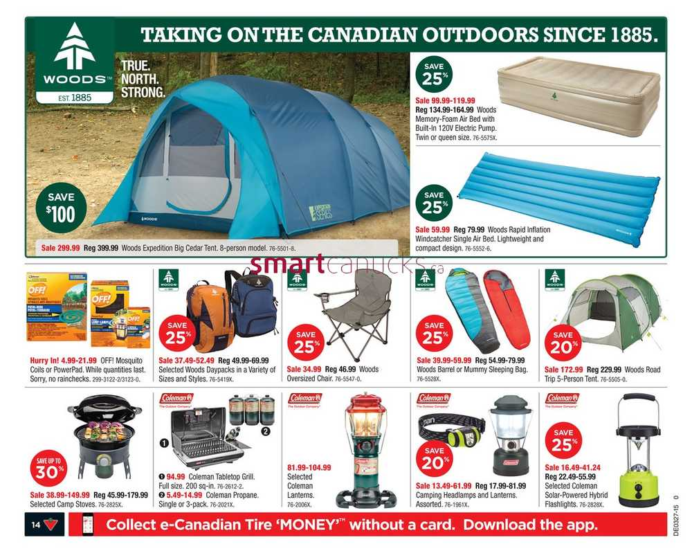 sc 1 st  Canadian Flyers - Smart Canucks & Canadian Tire (ON) Flyer July 3 to 9