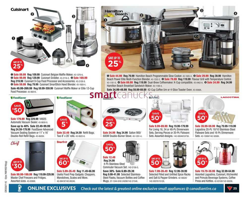 Canadian Tire (ON) Flyer July 3 to 9