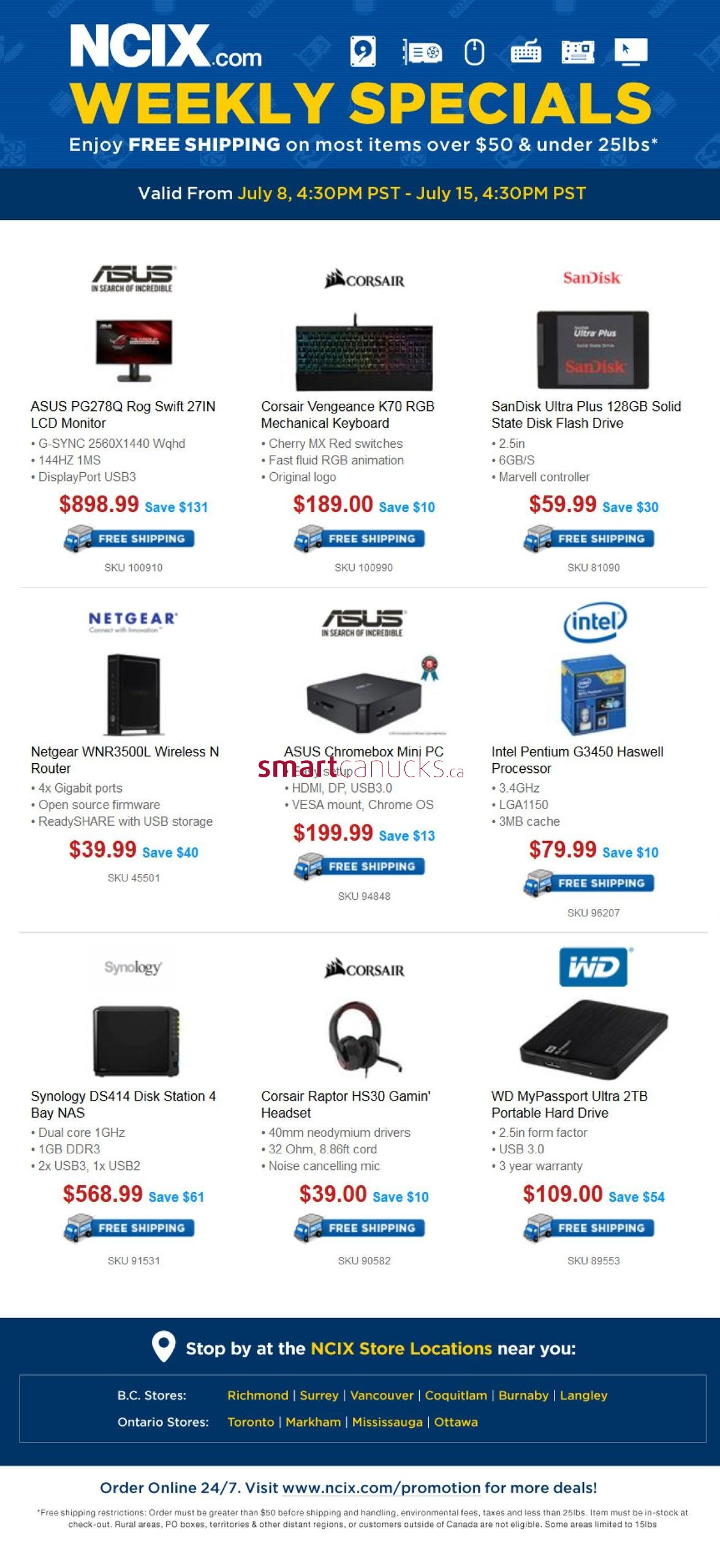Looking for Components deals? Check out the latest sales & special offers. Start saving money today!