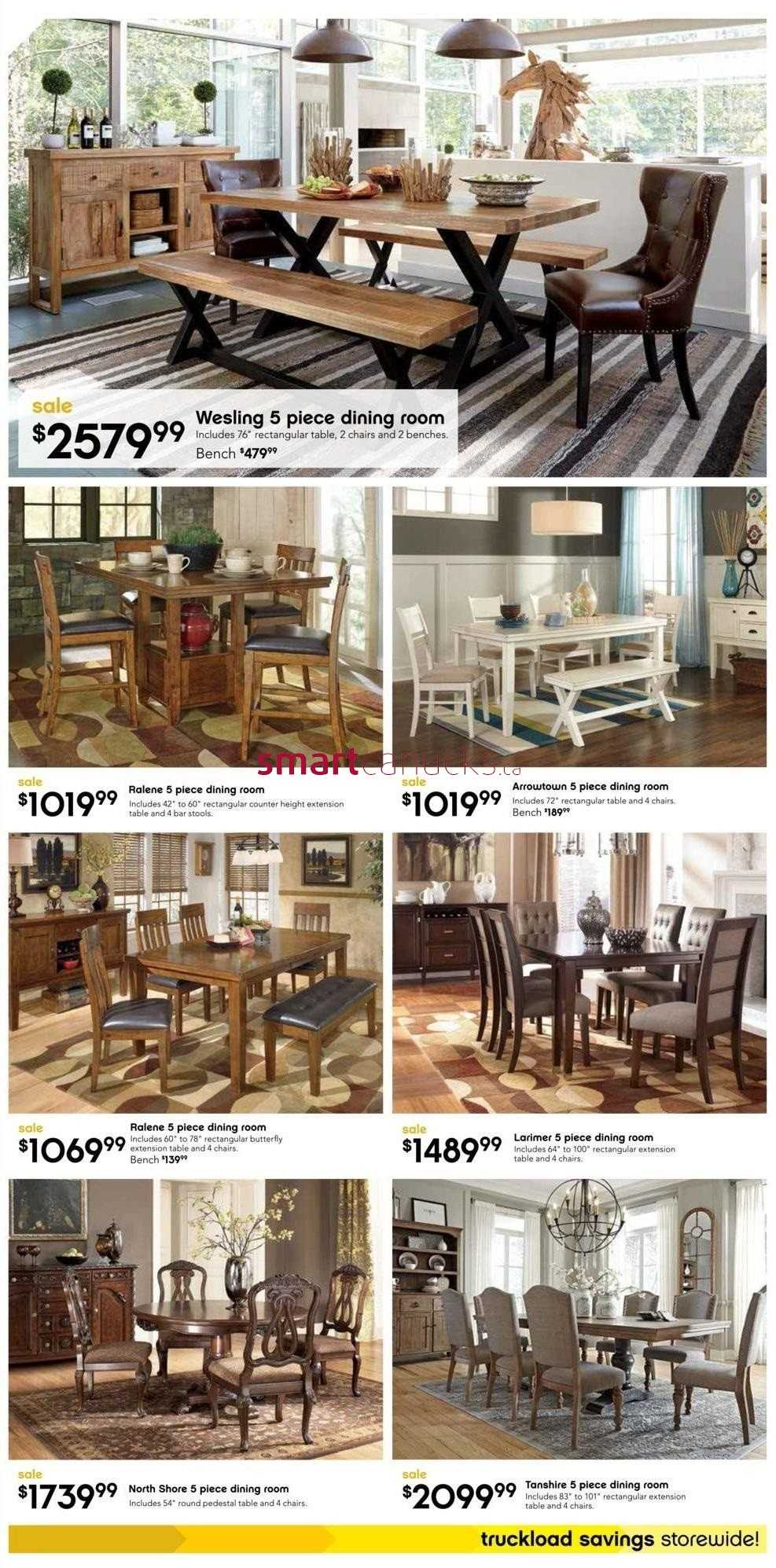 Ashley Furniture Homestore Flyer