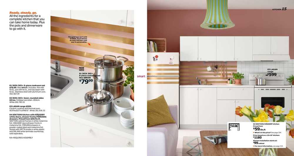 Ikea Kitchen Catalogue Canada
