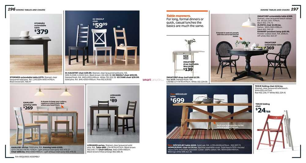 Ikea Canada 2016 Catalogue Flyer