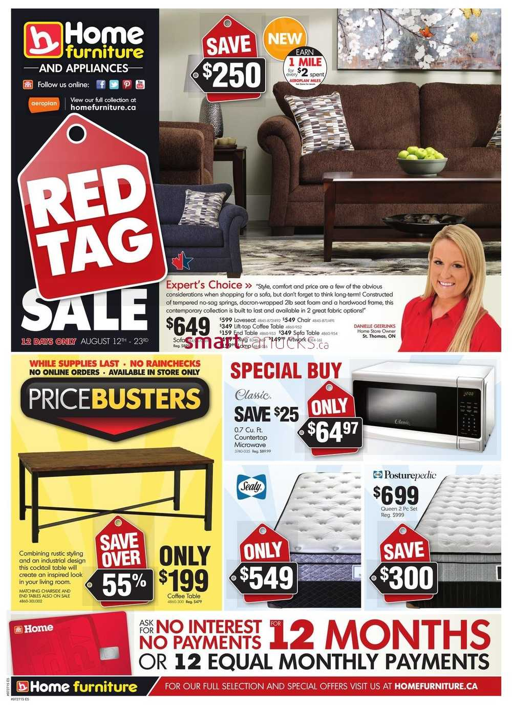 Home Furniture BC Flyer August 12 to 23  Home Furniture Canada Flyers. Geerlinks Home Furniture St Thomas   makitaserviciopanama com