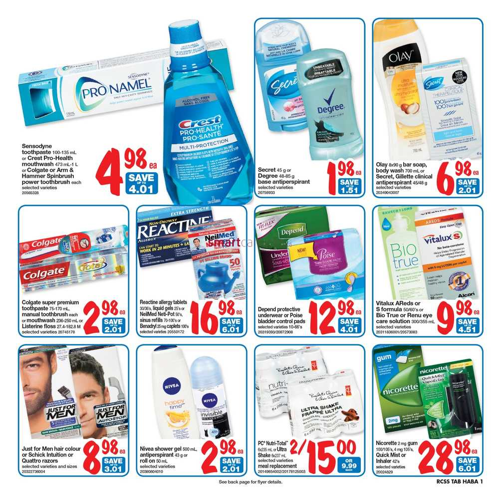 Real Canadian Superstore (ON) Flyer August 14 to 20