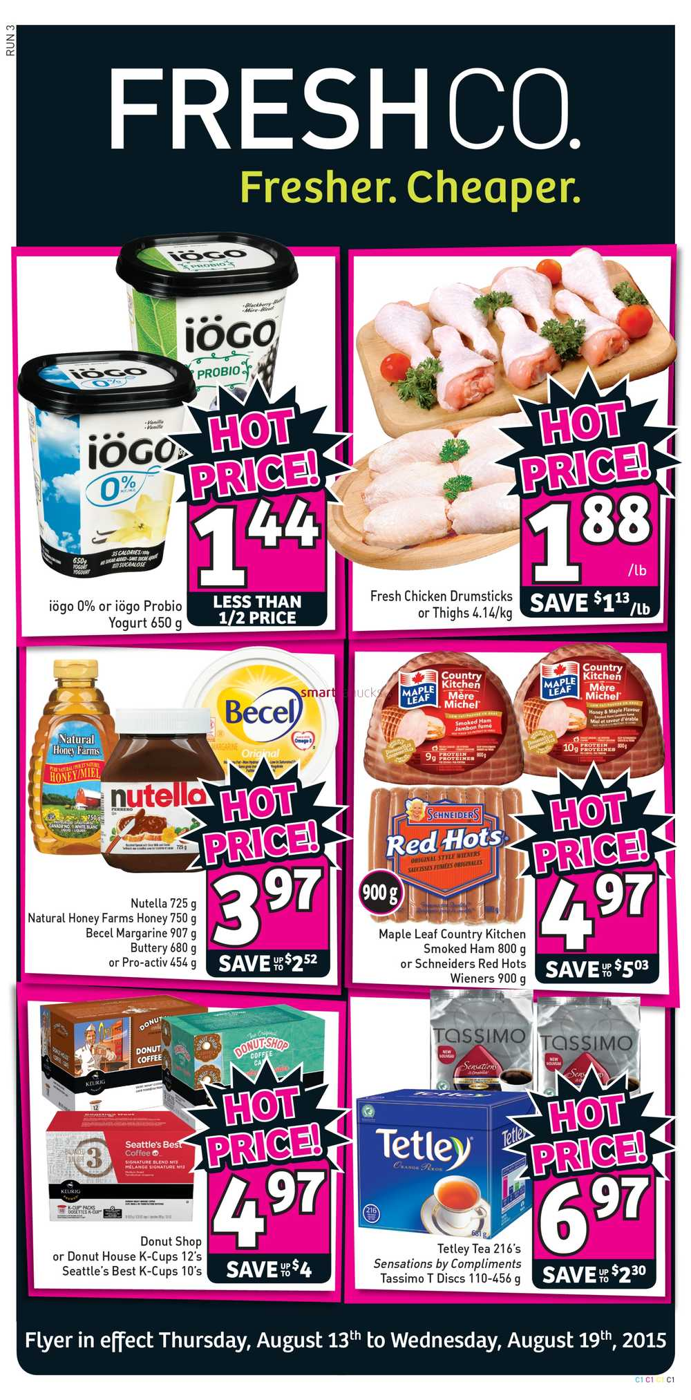 freshco canada weekly flyers thursday august 13 to