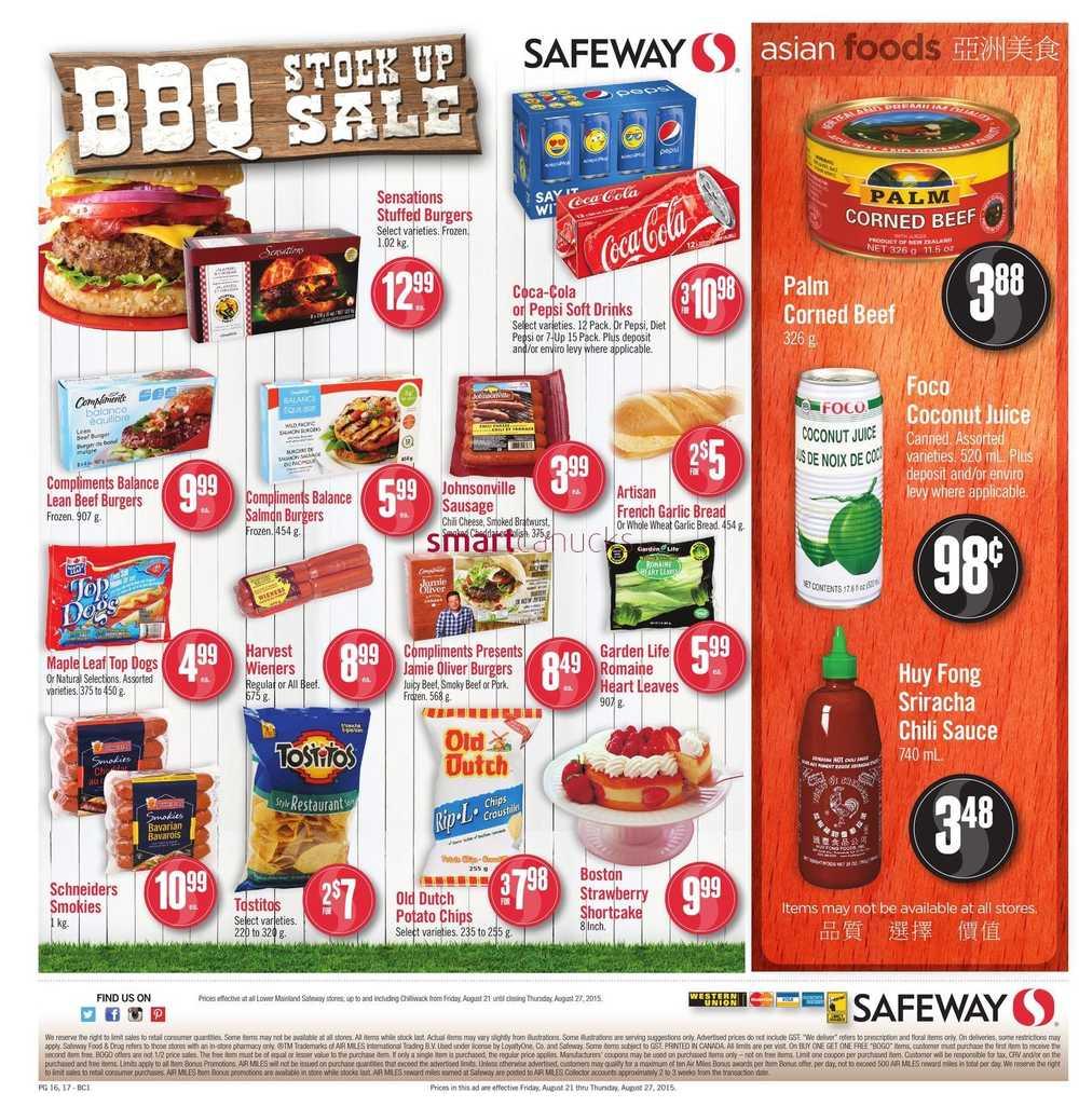 Safeway Canada Cat Food