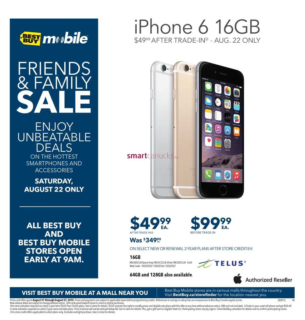 best buy flyer august 21 to 27