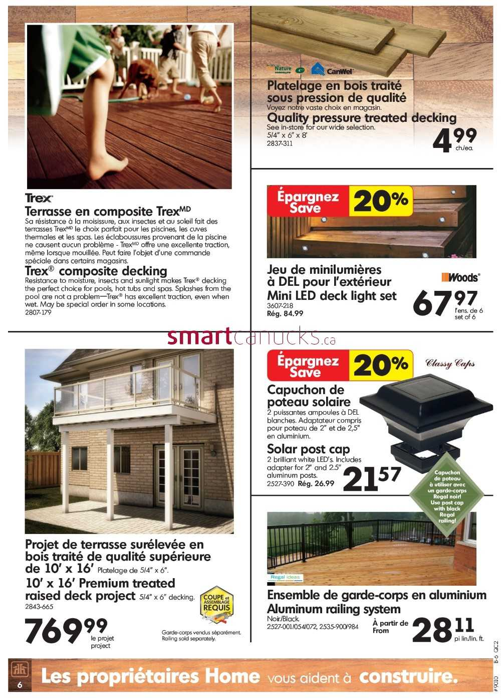 Home Hardware Building Centre Qc Flyer September 2 To 12
