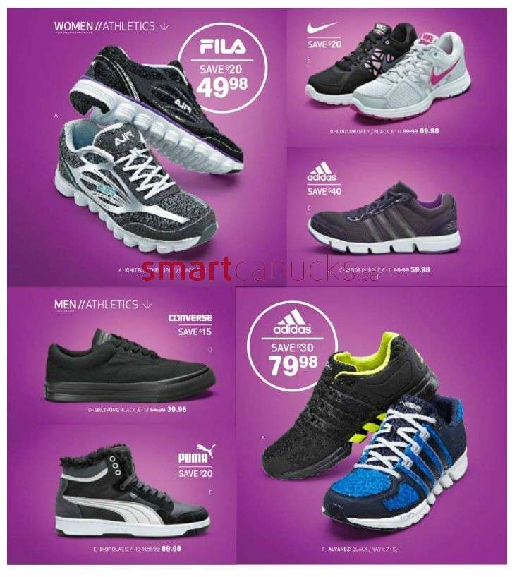 Globo Shoes flyer Sep 8 to 23