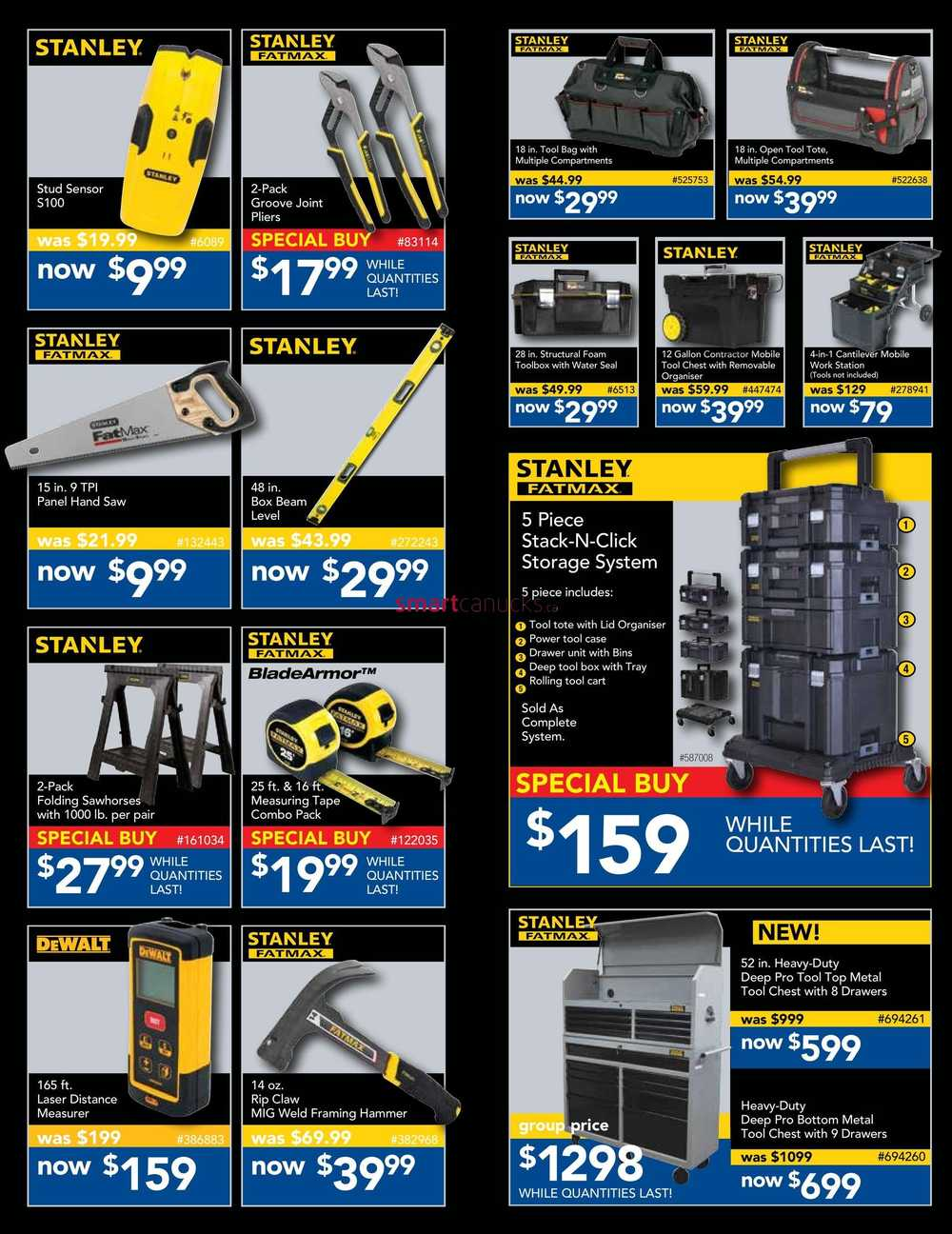 lowe s mega tool event flyer september 10 to october 28