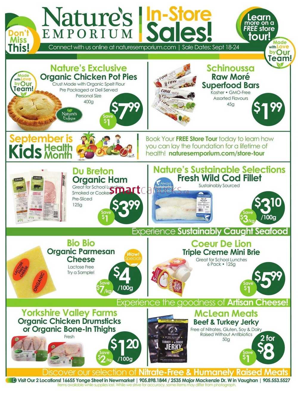 Nature S Emporium Coupons