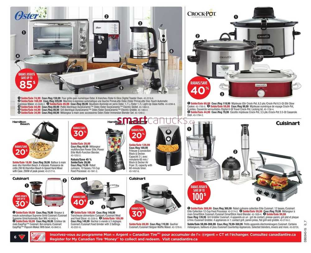 Canadian Tire Qc Flyer October 2 To 8