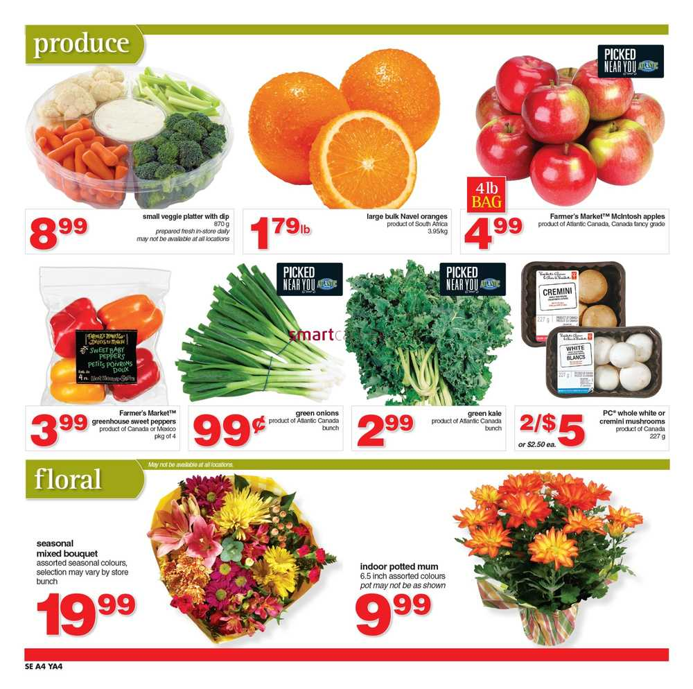 Independent Grocer Atlantic Flyer October 1 To 7