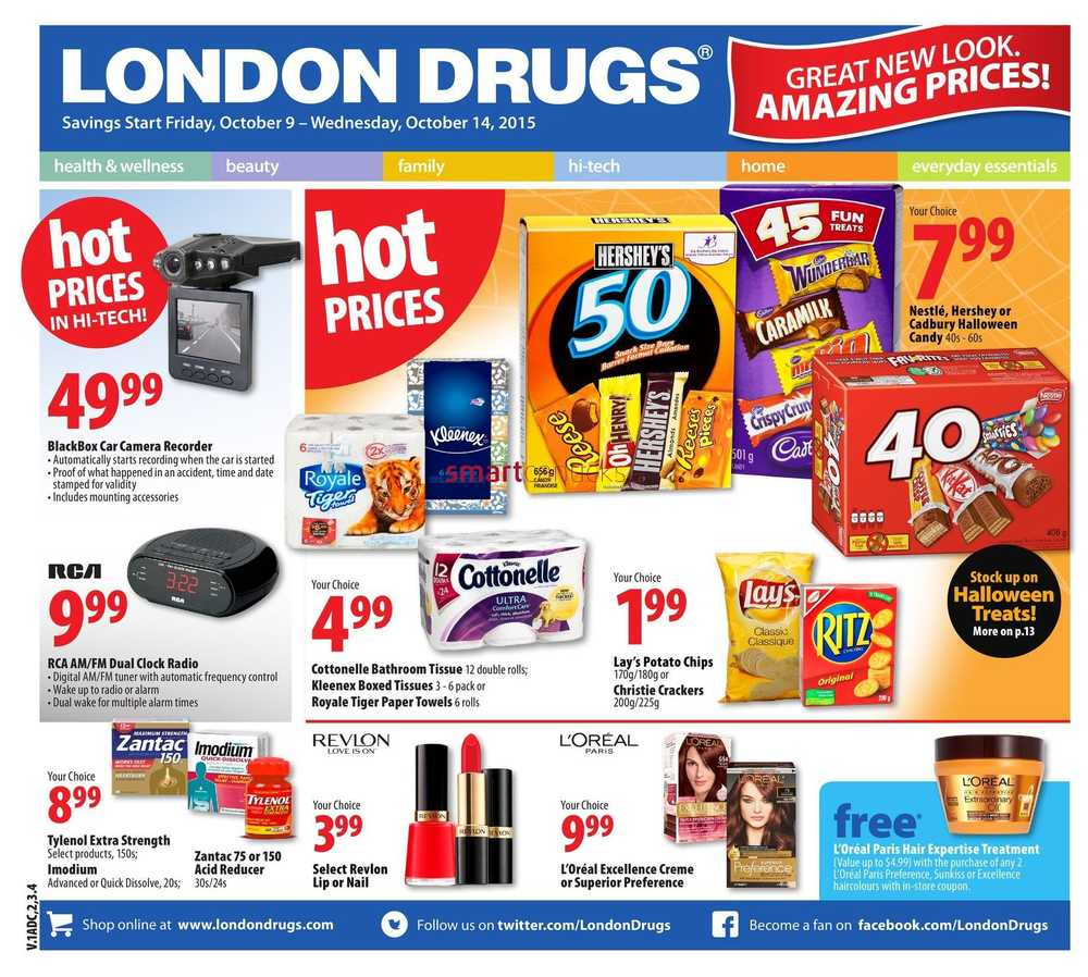 London drugs coupon policy 2018