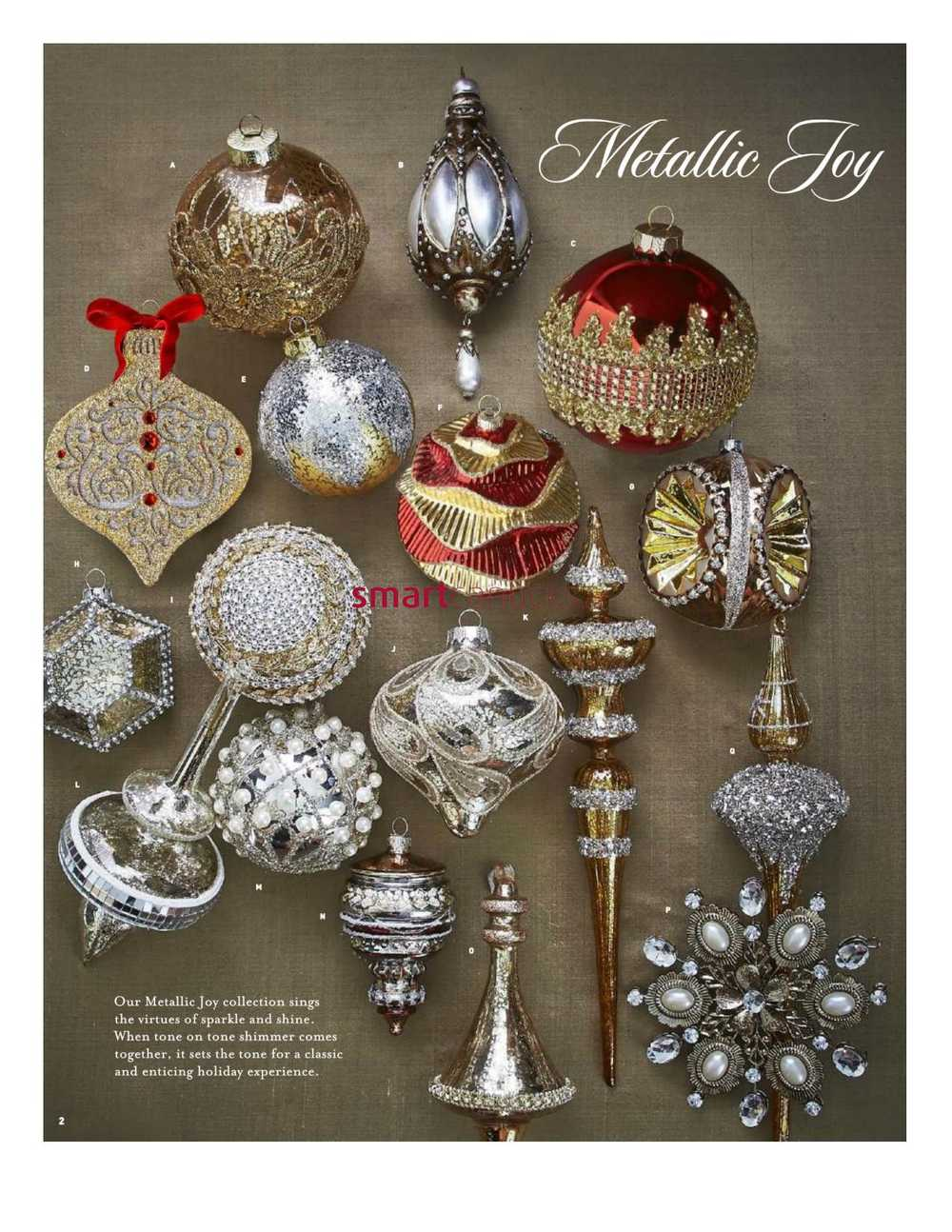 Bombay 2015 Holiday Collection Catalogue