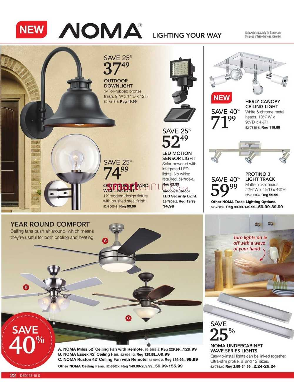 Canadian tire big brands living guide october 23 to november 12 simplified view mozeypictures Gallery