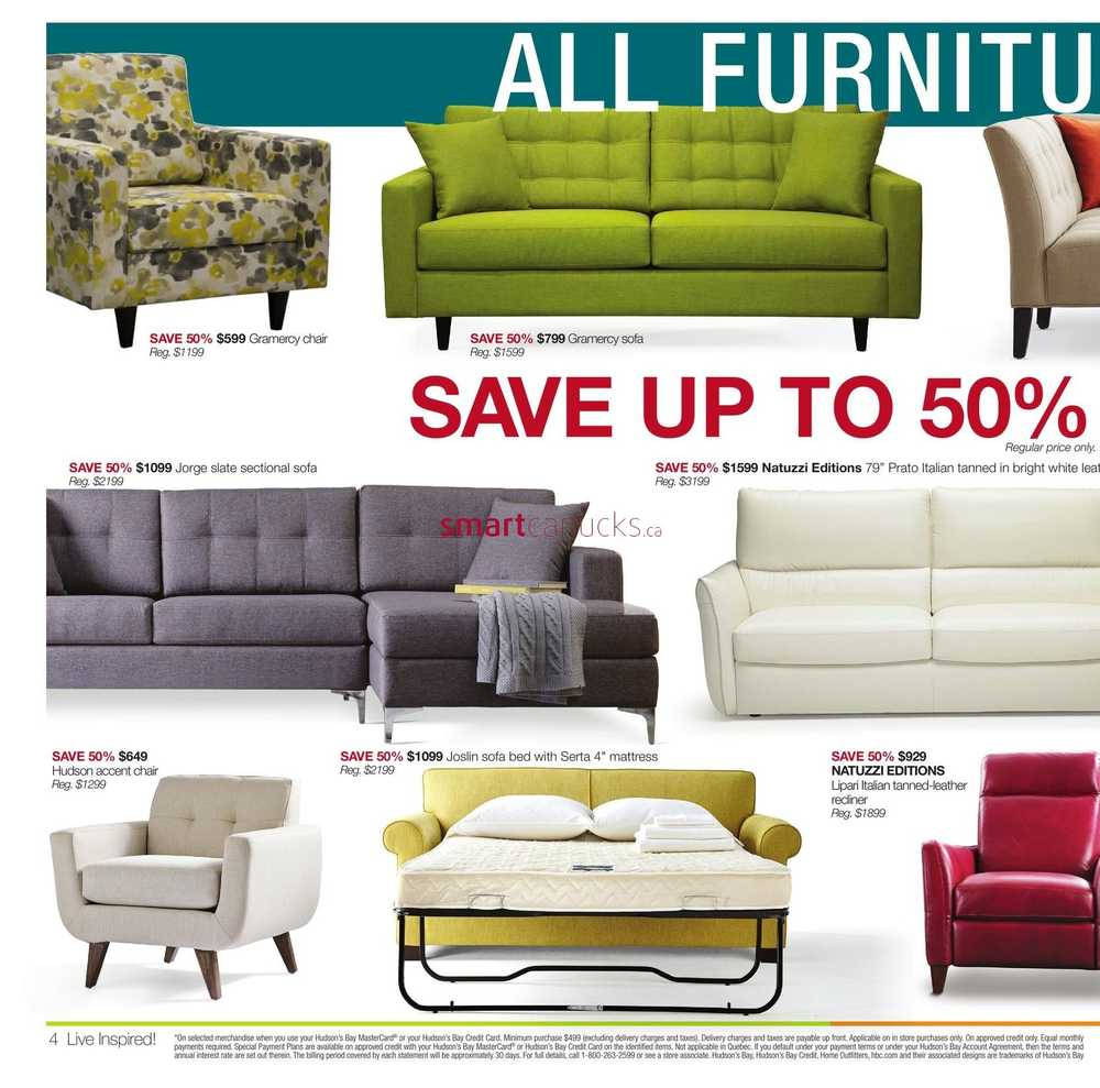 Home Outfitters Flyer October 23 to 29