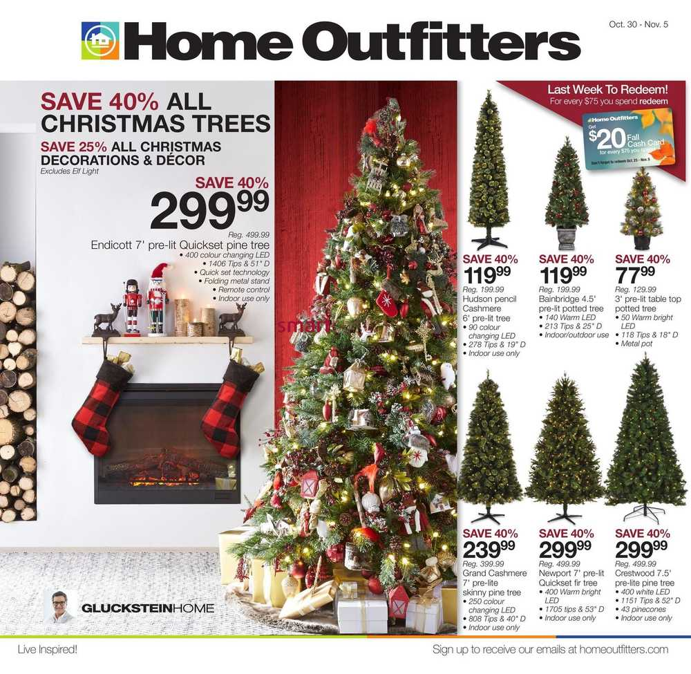 home outfitters christmas tree - Rainforest Islands Ferry