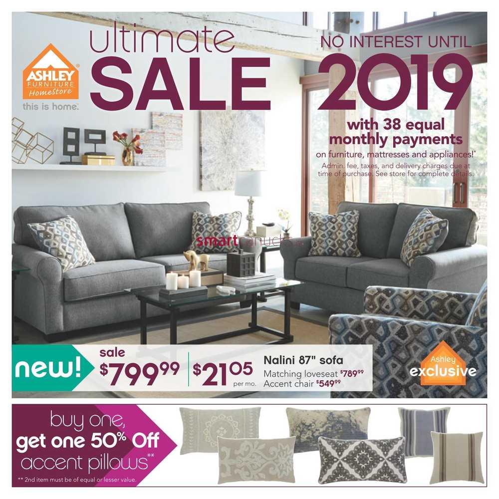 Homestore Inc: Ashley Furniture HomeStore Canada Flyers