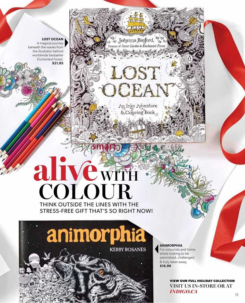 Chapters Indigo Coles 2015 Christmas Gift Guide