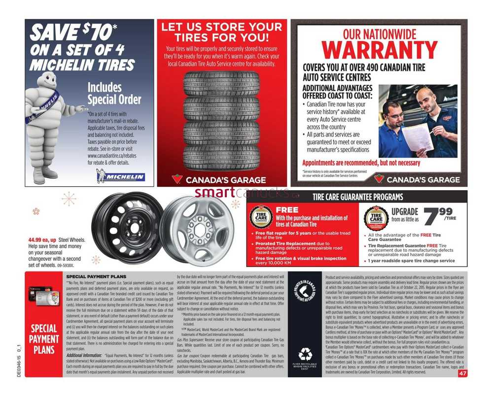 canadian tire on flyer november 13 to 19